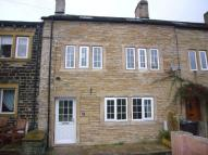 Cottage in Crown Street, Honley...