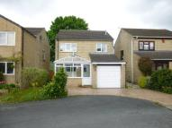 Detached house in Sycamore Rise, Holmfirth