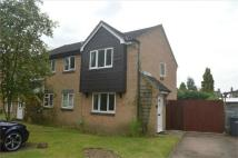 2 bed semi detached house to rent in Orchard Close...