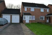 semi detached house in Hawesmere Close...