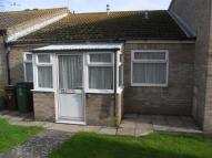 1 bed Terraced Bungalow in Montrose Close, Portland...