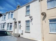 Terraced house in Channel View Road...