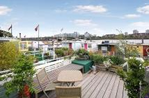 House Boat for sale in Cheyne Walk, Chelsea...