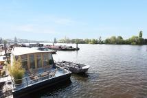House Boat in Lower Mall, Hammersmith for sale