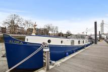 House Boat in Alora, Cadogan Pier for sale