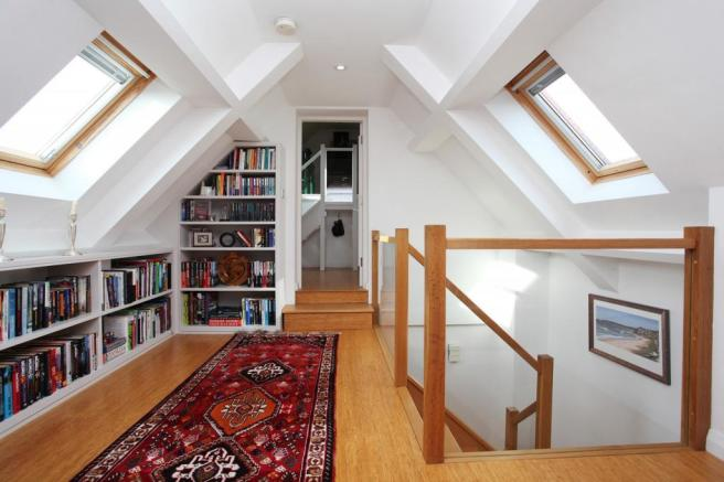 Hallway Upper