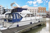 House Boat in Chelsea Harbour, Chelsea...