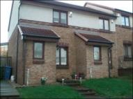 Terraced property in Mclaren Crescent...