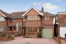 4 bed semi detached home in ASHTEAD