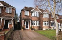 4 bed semi detached house for sale in ASHTEAD