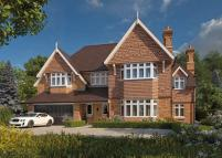 5 bedroom new house in WALTON ON THE HILL