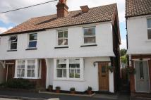3 bed semi detached house for sale in Bentsbrook Road...