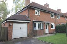 3 bed semi detached house in BUCKLAND, Nr DORKING