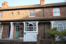 Terraced property in Mill Lane, Dorking