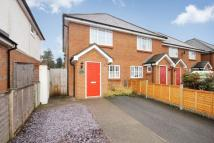 2 bedroom semi detached property for sale in DORKING