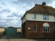 semi detached property to rent in Dorking Road, TADWORTH