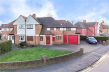 semi detached house in Batchwood View...