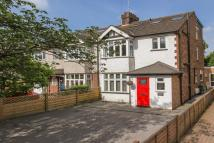4 bed semi detached home in Harpenden Road...