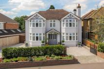 Detached home in Lancaster Road...