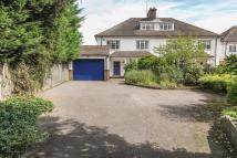 semi detached home in London Road, St. Albans...