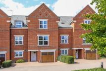 Terraced house in Beningfield Drive...