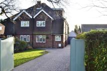 semi detached house in Humberston Avenue...