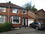 semi detached property to rent in Oldfield Road, Prestwich...