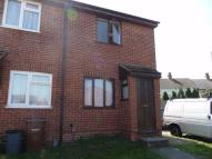 2 bed semi detached home in Damien Close, Chatham...