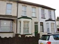 Terraced house for sale in Vicarage Road...