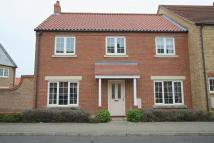 semi detached house in Highfield Drive...