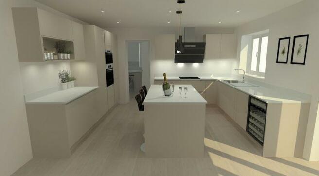 Kitchen impres...
