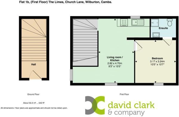 Flat 1b Church...