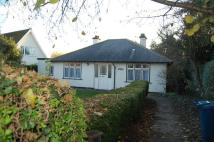 property to rent in The Bungalow, Villa Road, Keyworth