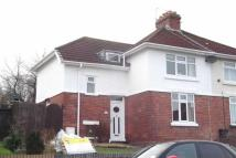 3 bed semi detached home in Sherwell Road...