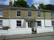 Terraced house in Trafalgar Row, , Truro...