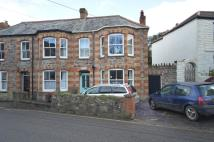 semi detached property in Vicarage Road, St Agnes