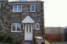 3 bed semi detached property in Helman Tor View, BODMIN