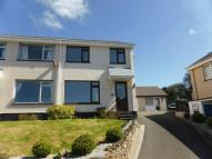 3 bedroom semi detached house in Eglos Parc, Wadebridge