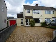 3 bed semi detached house in Statham Road, Bodmin