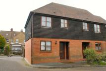 2 bedroom End of Terrace home in Chapel Street, Hythe...