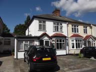 3 bed semi detached home in Upminster