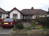 Semi-Detached Bungalow for sale in Hornchurch