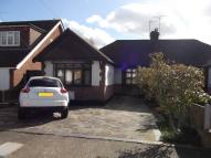 Upminster Semi-Detached Bungalow for sale