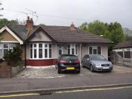 4 bed Semi-Detached Bungalow in Upminster