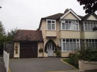 3 bed semi detached property in Upminster