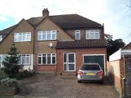 4 bedroom semi detached home in Upminster