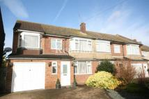 semi detached home in Rushfield Road, Ware
