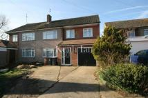 4 bed semi detached property in Cozens Road, Ware