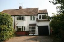 4 bedroom semi detached home in Hillside, Ware