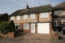 4 bed semi detached house in Grove Road, Ware